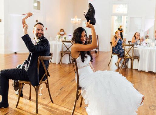 "Yes, you can still have a Fun and safe ""Covid"" wedding  at Venue 1902 -"