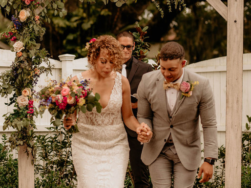 Wedding Traditions: Bringing the past to the present