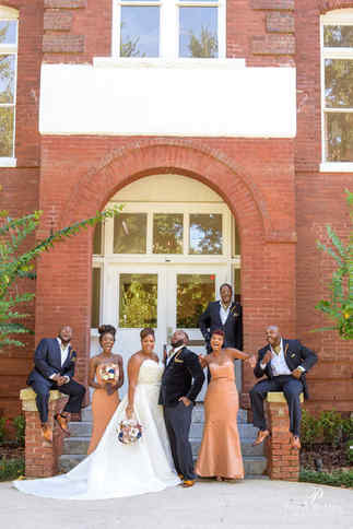 Luxe Formal Wedding
