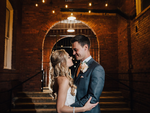 VIDEO: A Schoolhouse Wedding to Remember