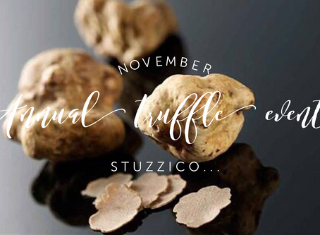 Annual Truffle Event...