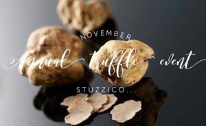 Stuzzico Ristorante Truffle Event