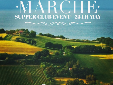Marche in May!