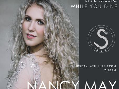 4th July Nancy May