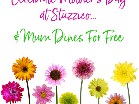 Treat Mum on 11th March!