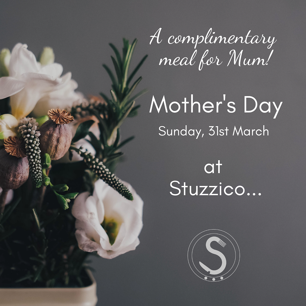 Mother's Day at Stuzzico...