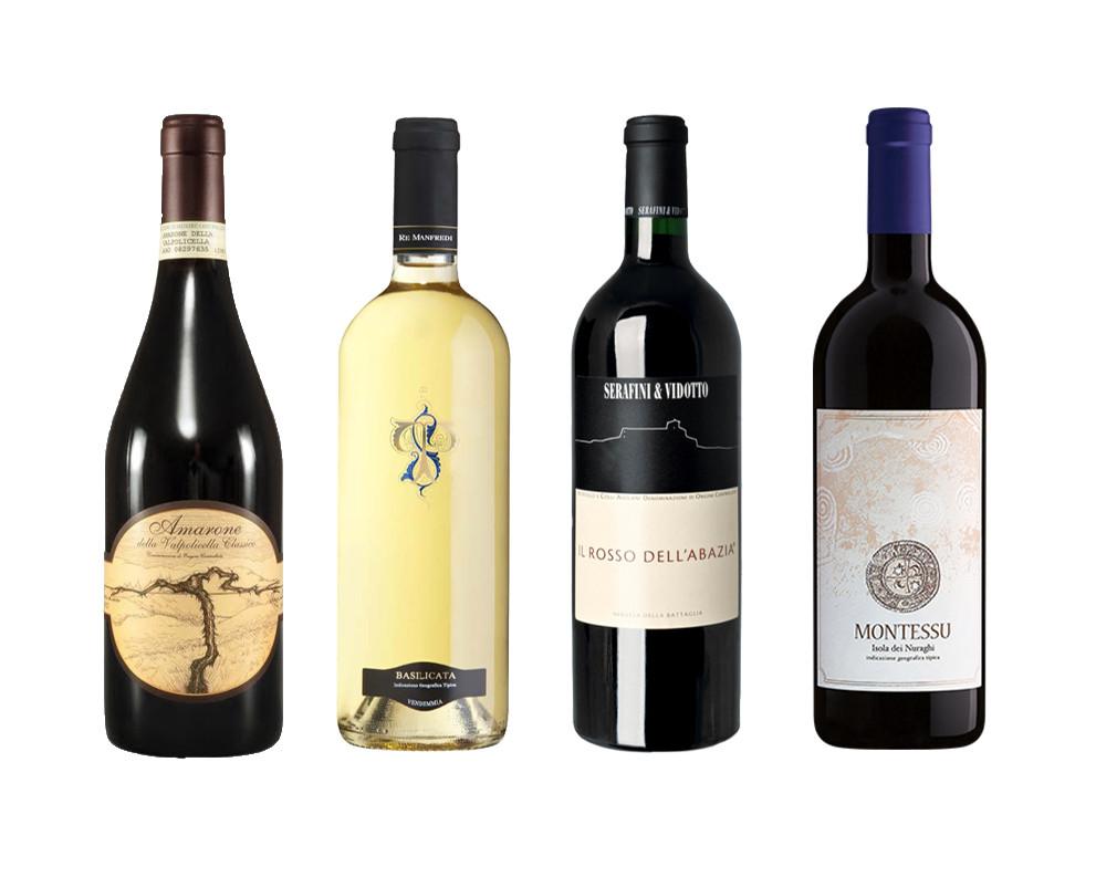 Stuzzico Ristorante Wines