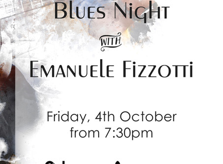 October Blues Night