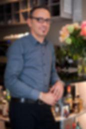 Luca Riccio - General Manager, Stuzzico Ristorante