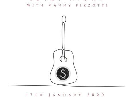First 2020 Blues Night