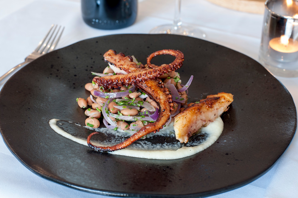 Stuzzico Ristorante Octopus Salad