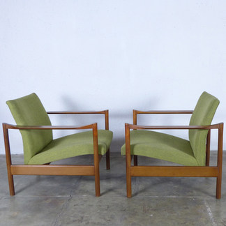 Fauteuils italiens, Anonyme