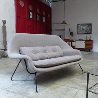 """Eero Saarinen, """"Womb"""""""