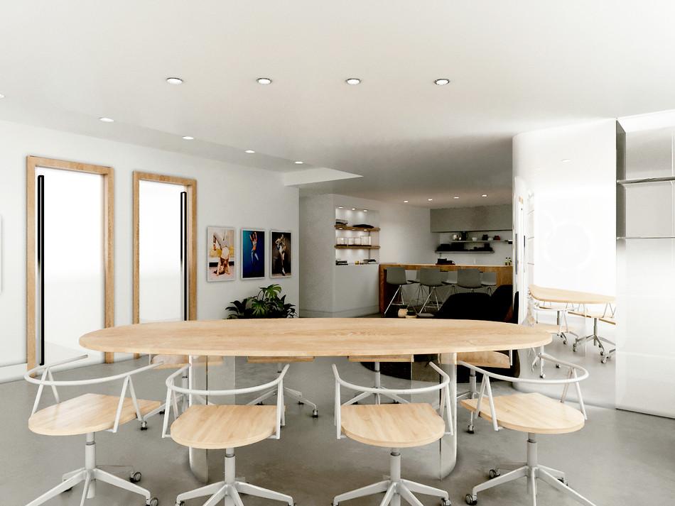 MNR Office-Showroom Concept