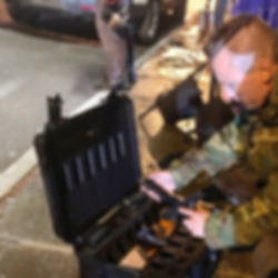 Providing armorer services - Paradise City