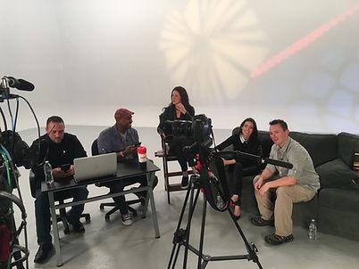 W/cast of Gun TV - new project