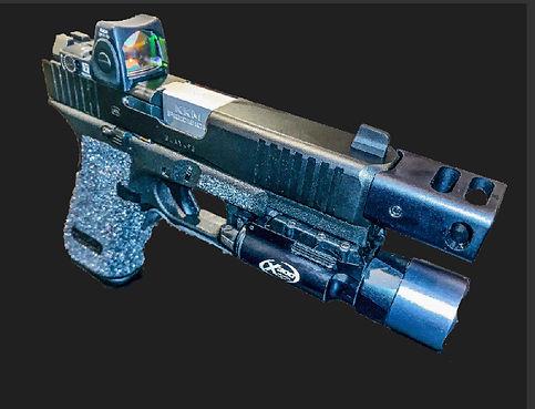 Connecticut Red Dot Pistol Class