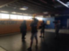 Behind the scenes Quantico Promo