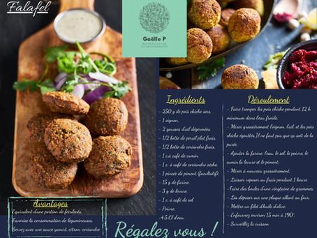 Recette Falafel