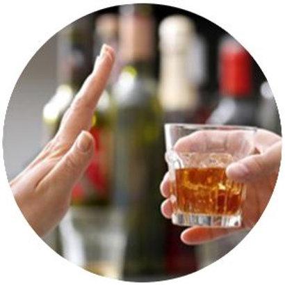 Arrêt de l'Alcool