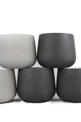 Matt ceramic pot