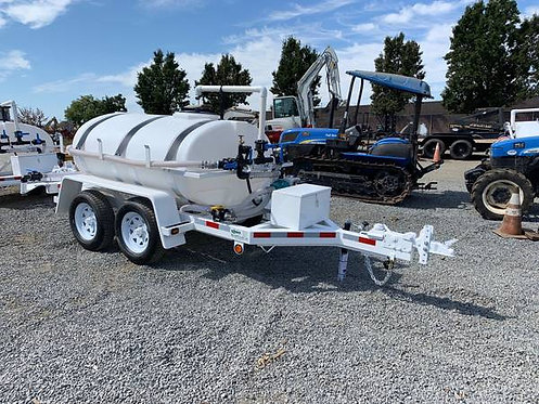 PBM CONSTRUCTION 500 GAL WATER WAGON WITH 200' HOSE, FIRE NOZZLE