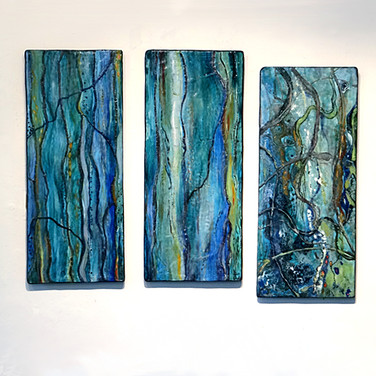 What's in the Water? (Triptych)