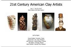 21st Century American Artists
