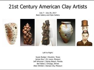 21st Century American Ceramic Artists