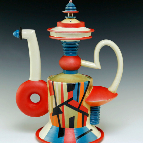 Constructed Teapot [SOLD]
