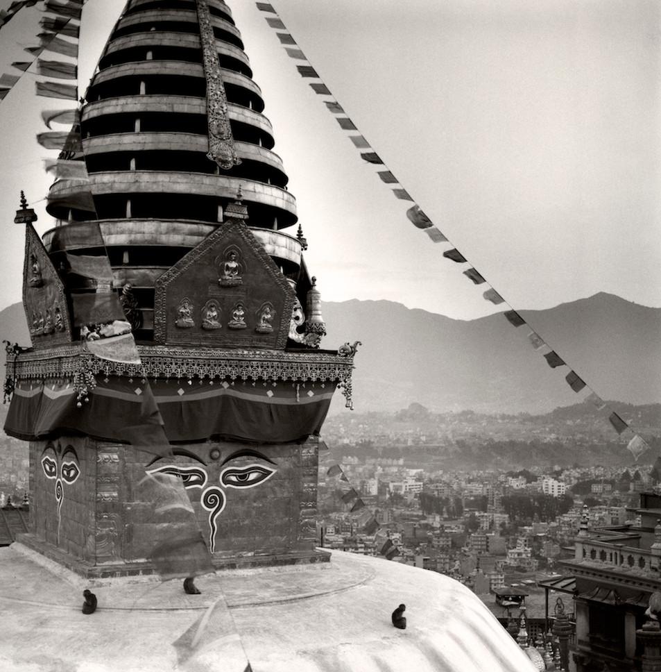 Monkey Temple of Kathmandu