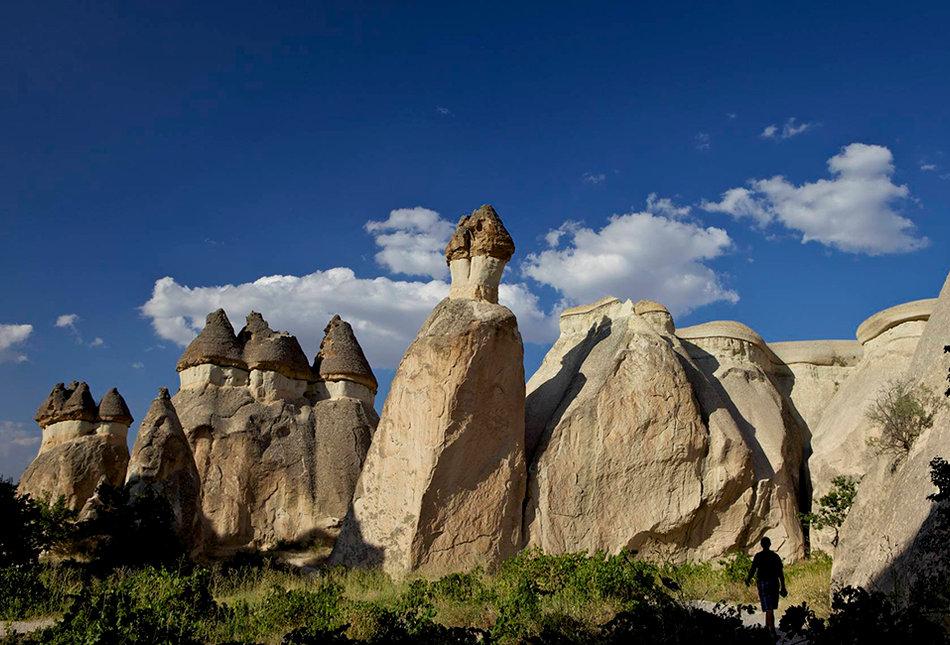 Cappadoce, Turkey