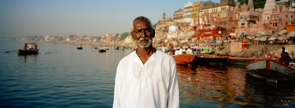 River Ganges Indian