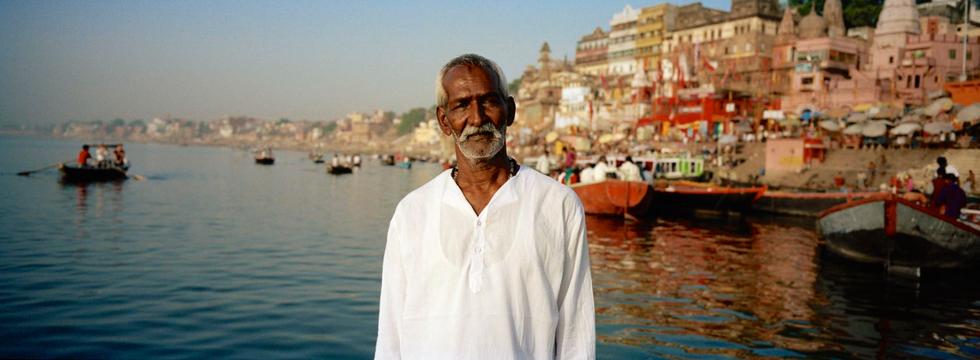 River Ganges Indian