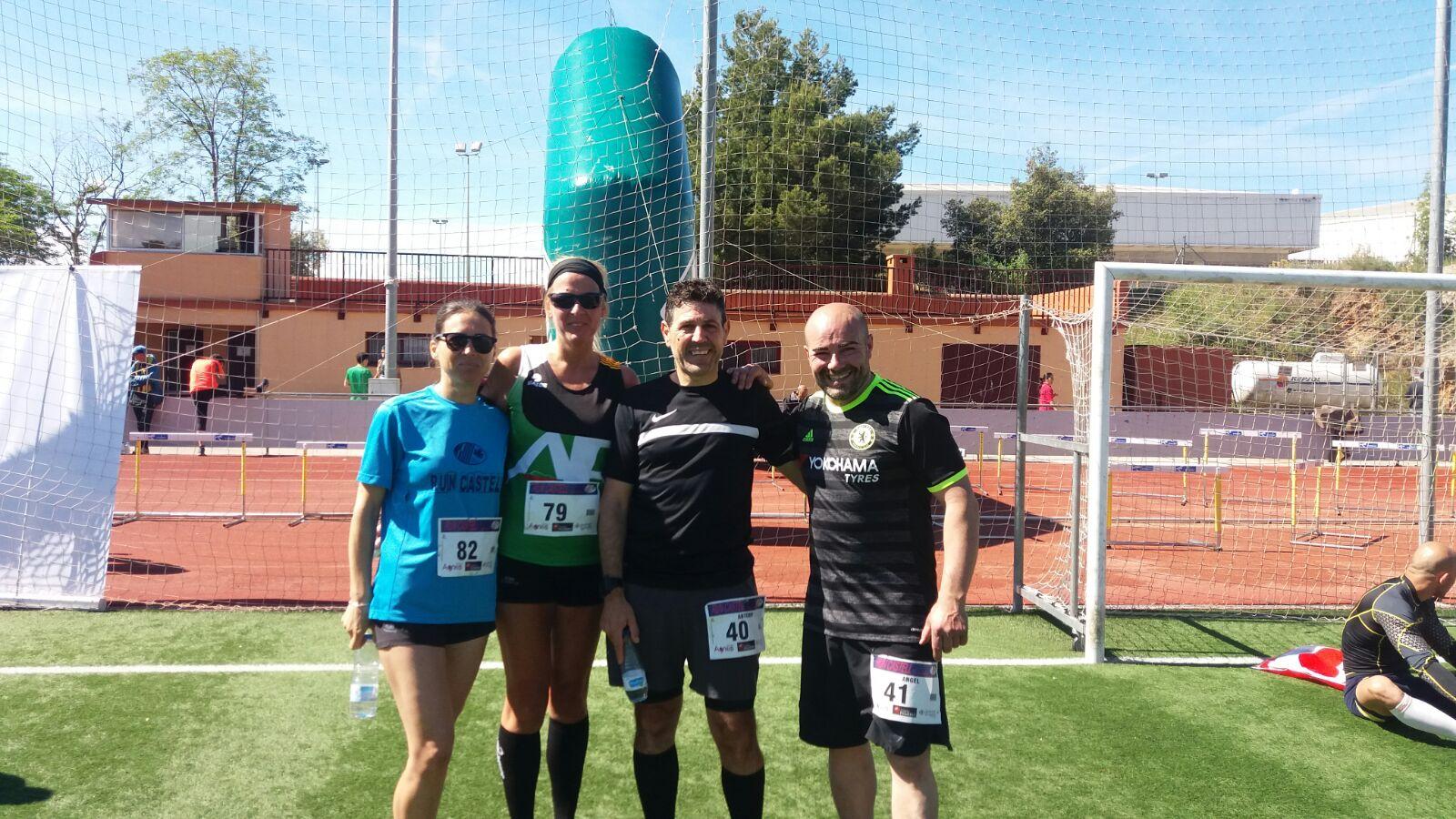 Run Castell de Sant Ferran Figueres