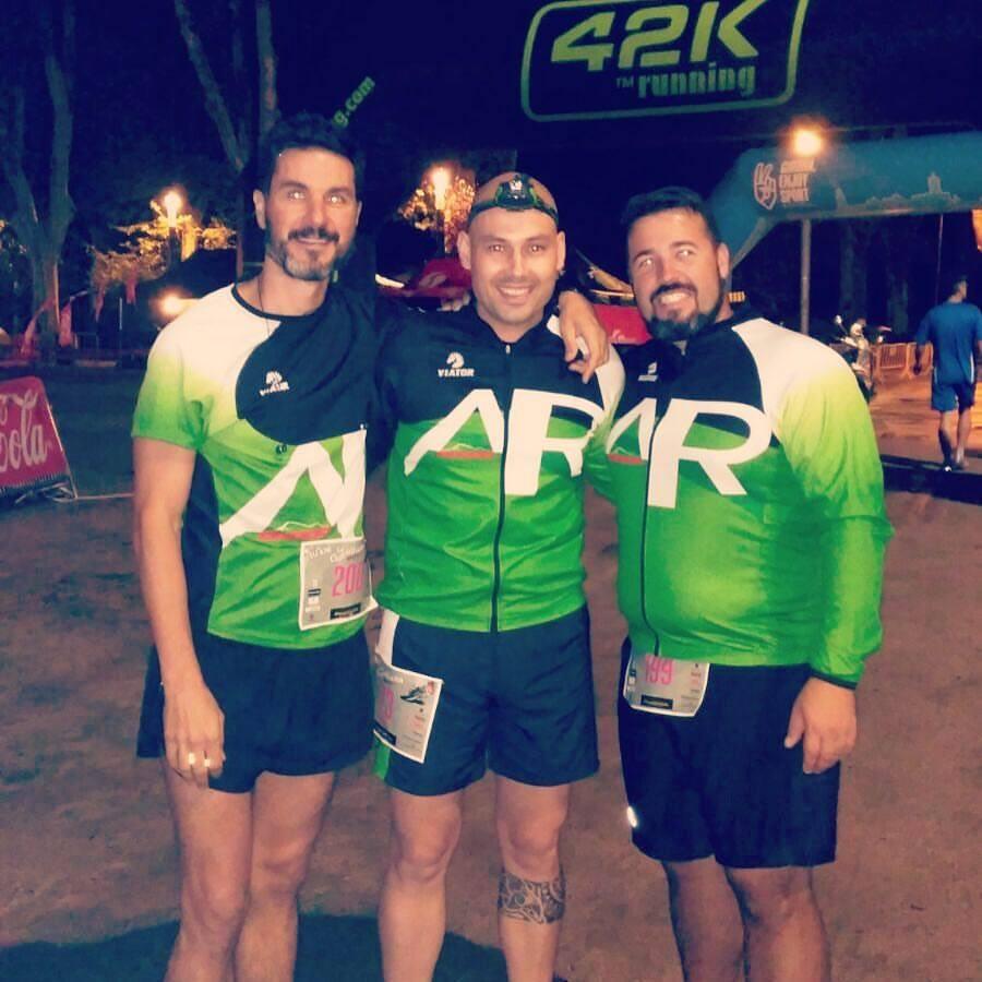 La Cocollona night run - Girona