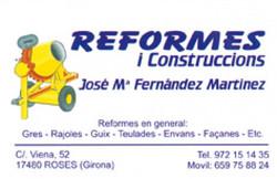 Reformas Fernandez