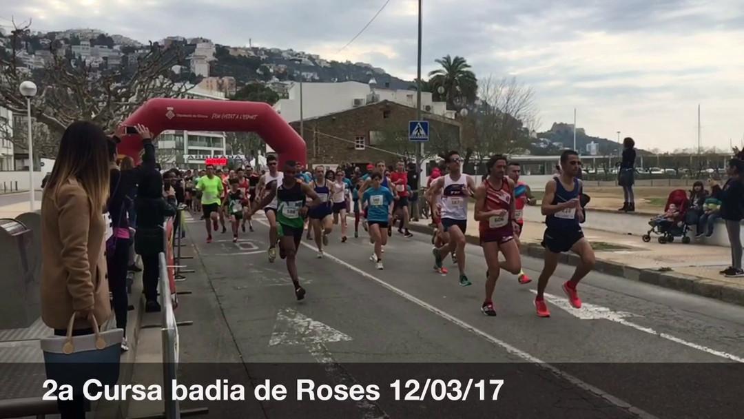 Sortida 2 Cursa Badia Roses