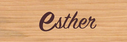 BOTIGA ESTHER