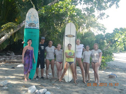 Surfing in the Osa - Costa Rica