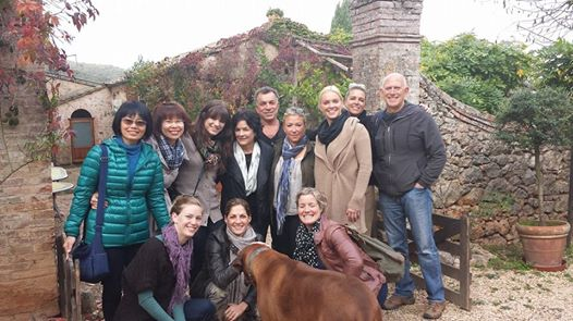 Tuscany Group Oct 2013