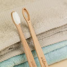 brosse à dents manche bois
