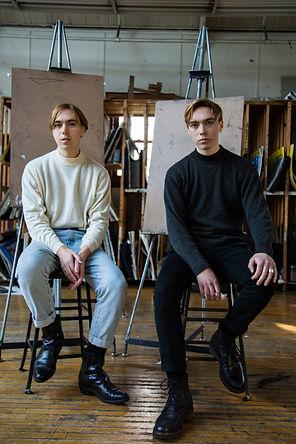 Ezra & Odis Babski