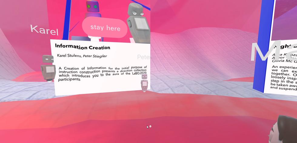 Information Creation