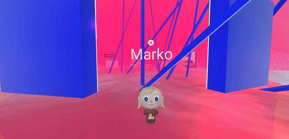 Marko * welcome *
