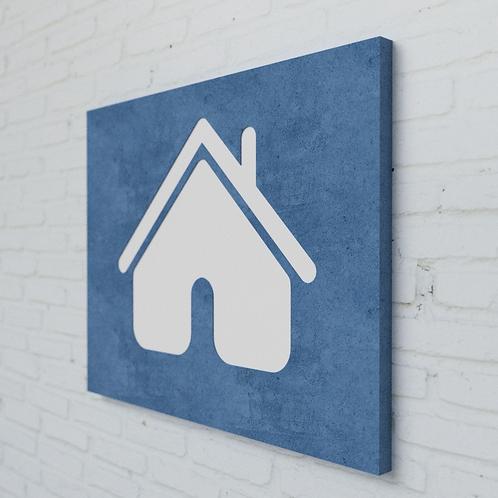 Home Symbolplatte