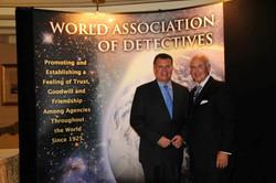 Tom Shamshak and Bob Ward