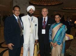 Tom Shamshak visiting India