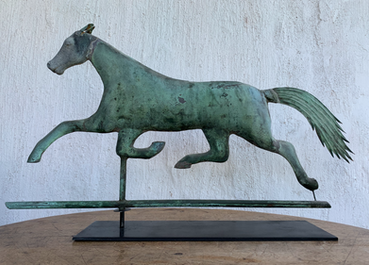 Jewell Horse Weathervane