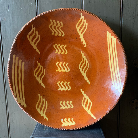 Redware Charger